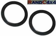 FTC3401 x2 Land Rover Defender & Discovery 1 Swivel Housing Oil Seal 9mm