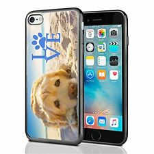 Golden Retriever With Love Paw For Iphone 7 Case Cover By Atomic Market
