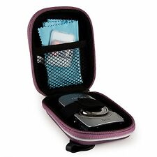 VanGoddy Purple Digital Camera Case Bag For Pocket Samsung WB35F WB50F NX mini