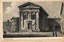 CPA  Vue d'un Temple antique de Notre-Dame de la Vie,á Vienne (Isére)   (241921)