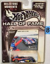 HOT WHEELS HALL OF FAME MILESTONE MOMENTS PANOZ LMP-01 EVO