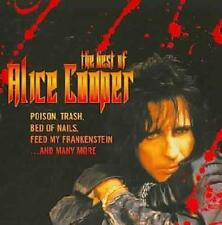 The Best of Alice Cooper [Sony] New CD