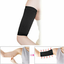 2x Cinghia Dimagrante BLACK Arm Band tonificanti controllo Shaper calorie massaggio Grasso Buster