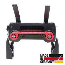 DJI Mavic Pro-TRANSPORT CONTROLLER clip Stick Thumb Fernbedinung Red
