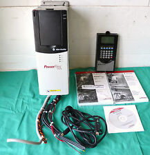 Allen Bradley PowerFlex 700 Type 20B D011A0AYNANCO 480V 3PH AC Drive / Software