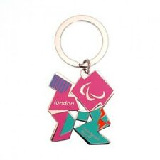 London 2012 Paralympic Games Keyring (Multicoloured)