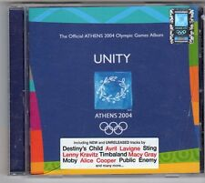 (ES814) Unity - The Official Athens 2004 Olympic Games Album - 2004 CD