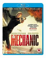 THE MECHANIC - Blu Ray Disc -