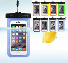 NEW Waterproof Underwater Case Cover Bag Dry Pouch for Phones Universal