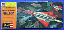 Vintage  REVELL F-106A Delta Dart- Authentic Kit - VERY RARE!