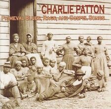 Primeval Blues, Rags and Gospel Songs [Remaster] by Charley Patton (CD,...