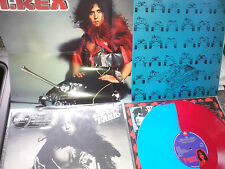 "RSD 12"" VINYL LP BLUE / RED T.REX TANX Remastered EXCLUSIVE Record Store Day NEU"