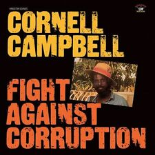 CORNELL CAMPBELL - FIGHT AGAINST CORRUPTION NEW CD £9.99