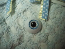 LiFe LiKe AcRyLiC EyEs 20MM IcE BLuE SMALL PUPIL ~ REBORN DOLL SUPPLIES