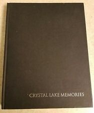 CRYSTAL LAKE MEMORIES - SEAN S. CUNNINGHAM PETER M. BRACKE (HARDCOVER) NEW