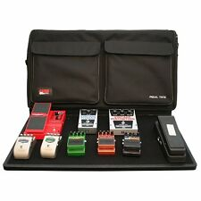 """Gator GPT-PRO-PWR Guitar Effect 16""""x30"""" Pedalboard w/ Carry Bag & Power Supply"""