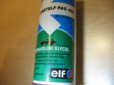 ELF R134a CAR A/C AIR CONDITIONING REFRIGERANT ( Pag ) LUBRICANT Oil 250ml