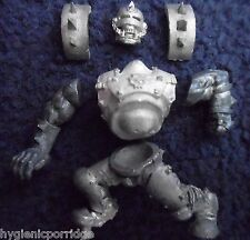 2002 Ogre 4 Bloodbowl 5th Edition BIG GUY Citadel FANTASY squadra di calcio ogor GW