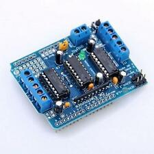1x Blue L293D Motor control Drive Shield Expansion Board fr Arduino MegaUNO TMPG