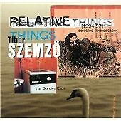Tibor SZEMZO Relative Things  CD Soundscapes LEO Gordian Knot minimalism Reich