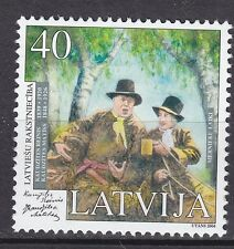 LATVIA 2004**MNH SC# 588 Reinis and Matiss Kaudzites - Writers