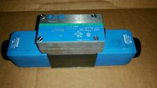 Vickers Directional Valve Hydraulic DH4V-3S-2C-M-FW-H5-60-EN614 NOS