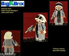 REBEL TROOPER Star Wars LEGO Minifigure with our Custom Parts included!