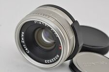 CONTAX Carl Zeiss Planar T* 35mm F2 AF Lens for CONTAX G Series #160913g