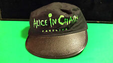 ALICE IN CHAINS HAT PROMO COLUMBIA FACE LIFT rare