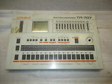 80's ROLAND TR 707 DRUM MACHINE