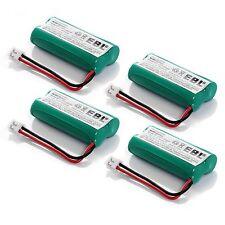 4 Pack 800mAh Battery For Vtech CS6209 CS6219 CS6229 DS6121 6322 DS3101 DS6111