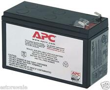 APC Original Replacement Battery Cartridge RBC #17 |12V/9AH |BE 650Y-IN