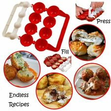 NEW As seen on TV Newbie Meatballs Fish Food Pellets Maker DIY Kitchen Tool Mold