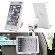 360° Car Back Seat Headrest Mount Holder for iPad mini/Air Tablet PC Phone
