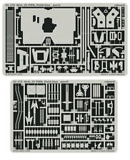 EDUARD 1/35 PE PHOTO-ETCHED DETAIL SET for TAMIYA BRITISH 25 Pdr FIELD GUN 35046