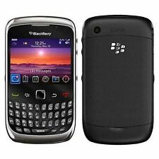 BlackBerry Curve 9300 3G (Desbloqueado) Sin Sim 3G Smartphone Excelente Estado