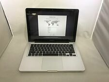MacBook Pro 13 Mid 2012 MD101LL/A 2.5GHz i5 4GB 500GB Excellent