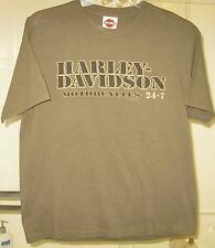 "Harley-Davidson men's short sleeve HD of Eastgate T-shirt 21"" armpit to armpit"