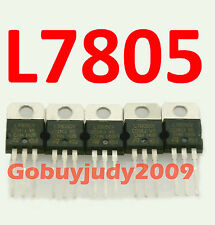 5X L7805 LM7805 7805 Voltage Regulator +5V 1.5A LDO Power supply TO-220 NEW
