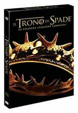 Il Trono di Spade - Stagione 2 (5 DVD) - ITALIANO ORIGINALE SIGILLATO -