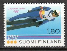 Finland - 1988 Gold medals Olympic games Calgary - Mi. 1049 MNH