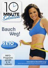 10 MINUTE SOLUTION: BAUCH WEG! DVD NEU