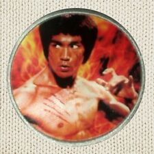 Bruce Lee Patch Picture Embroidered Border Enter the Dragon Last Movie Claw Mark