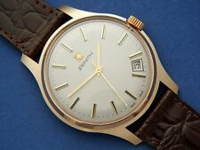 Zenith BIG SIZE caliber 2522 C manual TOP CONDITION vintage SWISS MADE watch MEN