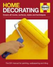 Home Decorating Manual by Julian Cassell, Alex Portelli and Peter Parham...