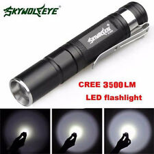 3500LM Pocket LED Taschenlampe Zoomable Mini Licht LED Taschenlampe Taschenlampe