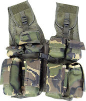 Commandokid PLCE Chest  Webbing Paintball onesize SAS