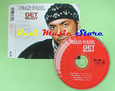 CD singolo SEAN PAUL get busy 2003 germany VP RECORDS AT0155CD (S17*) no mc lp