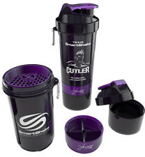SmartShake Original 27 oz. Jay Cutler Shaker Bottle