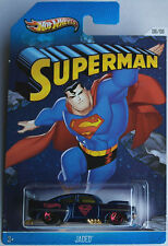 "Hot Wheels - Jaded dunkelblau ""Superman"" Neu/OVP"